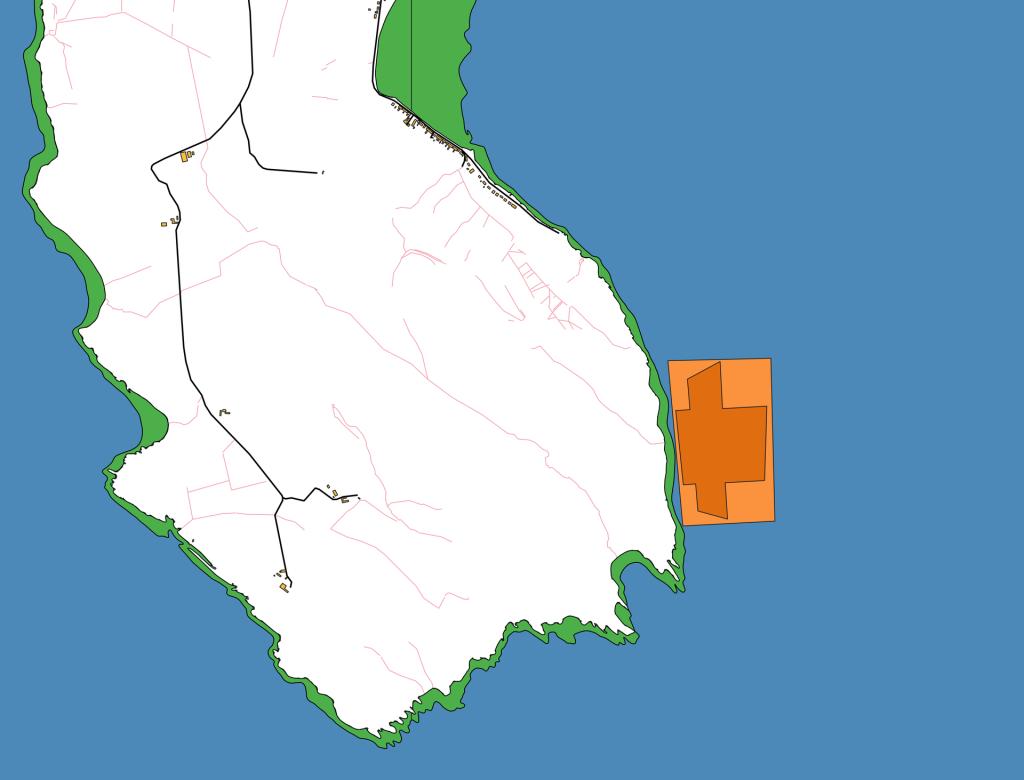 Bute Proposed Farm Site
